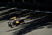 September 10-12, 2010: Italian Grand Prix. Mark Webber, Red Bull