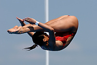 Svømming / Stup<br /> Foto: Dppi/Digitalsport<br /> NORWAY ONLY<br /> <br /> SWIMMING - XI FINA WORLD CHAMPIONSHIPS MONTREAL 2005 - 18-31/07/2005 <br /> <br /> DIVING - 3M WOMEN - JINGLING GUO (CHN) / GOLD MEDAL