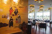 """Feitoria"" restaurant, part of Altis Belém Hotel, is one of portuguese Michelin starred restaurants."