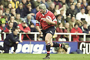 Reading. England. UK. Phil VICKERY during the Premiership Rugby. London Irish vs Gloucester Rugby. 16.04.2001. Madejski Stadium. <br /> <br /> [Mandatory Credit, Peter Spurrier/ Intersport Images].