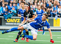 UTRECHT - Philip Meulenbroek (Kampong)   tijdens de finale van de play-offs om de landtitel tussen de heren van Kampong en Amsterdam (1-2).  COPYRIGHT KOEN SUYK
