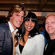 NLD/Bloemendaal/20110411 - CD presentatie Joel Geleynse, Nick Nielsen en Caroline Dijkhuizen