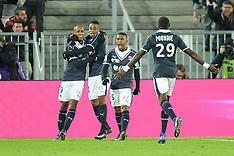 Bordeaux vs Paris SG - Coupe de la Ligue - 24/01/2017
