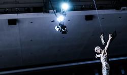 02.12.2017, Olympiahalle, Innsbruck, AUT, Bischofsweihe von Hermann Glettler, im Bild ein Kreuz als Glaubenssymbol (Kruzifix) // a cross as a symbol of faith (crucifix) during the Mass of the Episcopal ordination of Hermann Glettler at the Olympiahalle in Innsbruck, Austria on 2017/12/02. EXPA Pictures © 2017, PhotoCredit: EXPA/ JFK