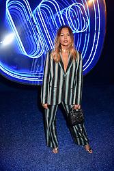 Liza Owen at the Warner Music & Ciroc Brit Awards party, Freemasons Hall, 60 Great Queen Street, London England. 22 February 2017.
