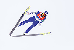 28.02.2019, Seefeld, AUT, FIS Weltmeisterschaften Ski Nordisch, Seefeld 2019, Nordische Kombination, Skisprung, im Bild Yoshito Watabe (JPN) // Yoshito Watabe of Japan during the Ski Jumping competition for Nordic Combined of FIS Nordic Ski World Championships 2019. Seefeld, Austria on 2019/02/28. EXPA Pictures © 2019, PhotoCredit: EXPA/ JFK