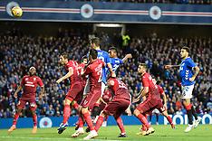 Rangers v UFA - 23 August 2018