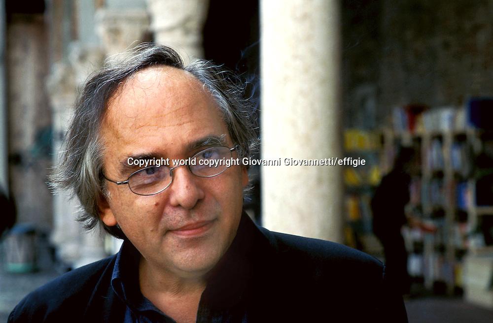 Art Spiegelman <br />world copyright Giovanni Giovannetti/effigie / Writer Pictures<br /> <br /> NO ITALY, NO AGENCY SALES / Writer Pictures<br /> <br /> NO ITALY, NO AGENCY SALES