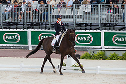 Philippa Johnson Dwyer, (RSA), Verdi - Freestyle Test Grade IV Para Dressage - Alltech FEI World Equestrian Games™ 2014 - Normandy, France.<br /> © Hippo Foto Team - Leanjo de Koster<br /> 29/08/14