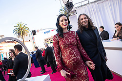 Krysten Ritter and guest arrive on the red carpet of The 91st Oscars® at the Dolby® Theatre in Hollywood, CA on Sunday, February 24, 2019.