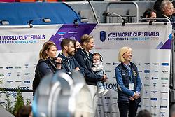 Kittel Patrick, SWE<br /> LONGINES FEI World Cup™ Finals Gothenburg 2019<br /> © Hippo Foto - Stefan Lafrentz<br /> 05/04/2019