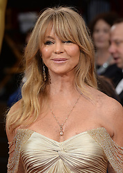 Goldie Hawn arriving at the 86th Academy Awards held at the Dolby Theatre in Hollywood, Los Angeles, CA, USA, March 2, 2014.