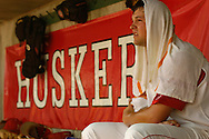 6/2/06 Lincoln, NE Joba Chamberlain at the 2006 NCAA baseball regionals in Lincoln Neb/..Photo by Chris Machian