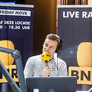 20151211 Wilfred Genee BNR radioprogramma