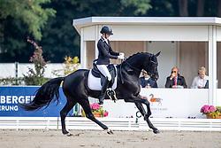 Brunner Philine, SUI, Gaston<br /> WK Young Horses Verden 2021<br /> © Hippo Foto - Dirk Caremans<br /> 25/08/2021