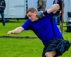 Highland Games | Peebles | 3 September 2016