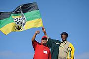 Op 1 mei is het wereldwijd Worker's day. In Zuid Afrika wordt deze dag Mayday genoemd, een symbolische en historische dag voor het ANC voor veel Zuid Afrikanen.