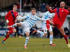 12 Mar 2017 FC Helsingør - Nykøbing FC