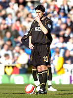 Photo: Leigh Quinnell.<br /> Reading v Portsmouth. The Barclays Premiership. 17/03/2007. Portsmouths Richard Hughes.