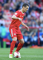 Viktor Vasin (Russland)<br /> , 21.06.2017, Fussball, Confederations Cup 2017 in Russland, Russland - Portugal 0:1<br /> <br /> Norway only