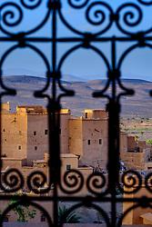 Rooftops of N'Kob, Morocco<br /> <br /> (c) Andrew Wilson | Edinburgh Elite media