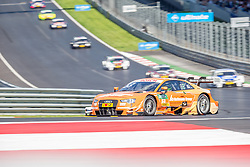 22.05.2016, Red Bull Ring, Spielberg, AUT, DTM Red Bull Ring, Rennen, im Bild Jamie Green (GRB, Audi RS 5 DTM) // during the DTM Championships 2016 at the Red Bull Ring in Spielberg, Austria, 2016/05/22, EXPA Pictures © 2016, PhotoCredit: EXPA/ Dominik Angerer