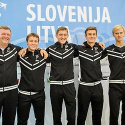 20151101: SLO, Tennis - Davis Cup Slovenia vs Lithuania
