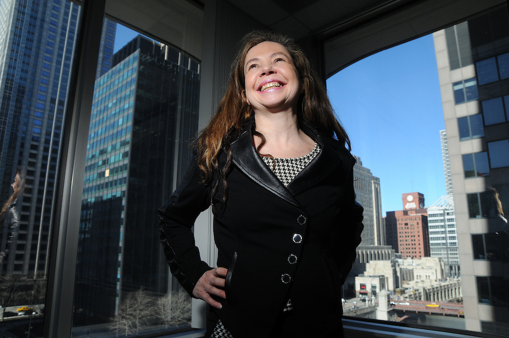 Ana M. Ruiz is CEO of TD&T, a Spanish infrastructure and engineering company expanding in the U.S. with offices in Chicago and Pennsylvania.