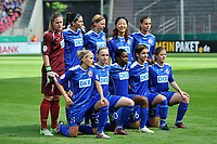 Fotball<br /> Tyskland<br /> 19.05.2013<br /> DFB Pokal Finale der Frauen 2013, VfL Wolfsburg (WOB) - Turbine Potsdam (P) 3:2<br /> Foto: imago/Digitalsport<br /> NORWAY ONLY<br /> <br /> Lagbilde Potsdam Hintere Reihe v.l.n.r.: Alyssa Naeher ( Potsdam ) - Alexandra Singer ( Potsdam ) - Stefanie Draws ( Potsdam ) - Yuki Ogimi ( Potsdam ) - Patricia Hanebeck ( Potsdam ) Vordere Reihe v.l.n.r.: Jennifer Cramer ( Potsdam ) - Pauline Bremer ( Potsdam ) - Genoveva Anonma ( Potsdam ) - Natasa Andonova ( Potsdam ) - Maren Mjelde ( Potsdam )