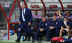 England manager Sam Allardyce during the 2018 FIFA World Cup Qualifying match at the City Arena, Trnava. PRESS ASSOCIATION Photo. Picture date: Sunday September 4, 2016. See PA story SOCCER England. Photo credit should read: Nick Potts/PA Wire. RESTRICTIONS: Use subject to FA restrictions. Editorial use only. Commercial use only with prior written consent of the FA. No editing except cropping. Call +44 (0)1158 447447 or see www.paphotos.com/info/ for full restrictions and further information.