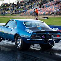 Craig Thorstensen - 5076 - Magnum Racing - Chevrolet Camaro - Super Sedan (SS/A)