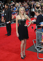 Emily Head The Inbetweeners Movie world premiere, Vue Cinema, Leicester Square, London, UK, 16 August 2011:  Contact: Rich@Piqtured.com +44(0)7941 079620 (Picture by Richard Goldschmidt)