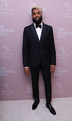 September 15, 2018 - New York City, New York, USA - 9/13/18.Odell Beckham Jr. at Rihanna''s 4th Annual Diamond Ball held at Cipriani Wall Street in New York City..(NYC) (Credit Image: © Starmax/Newscom via ZUMA Press)