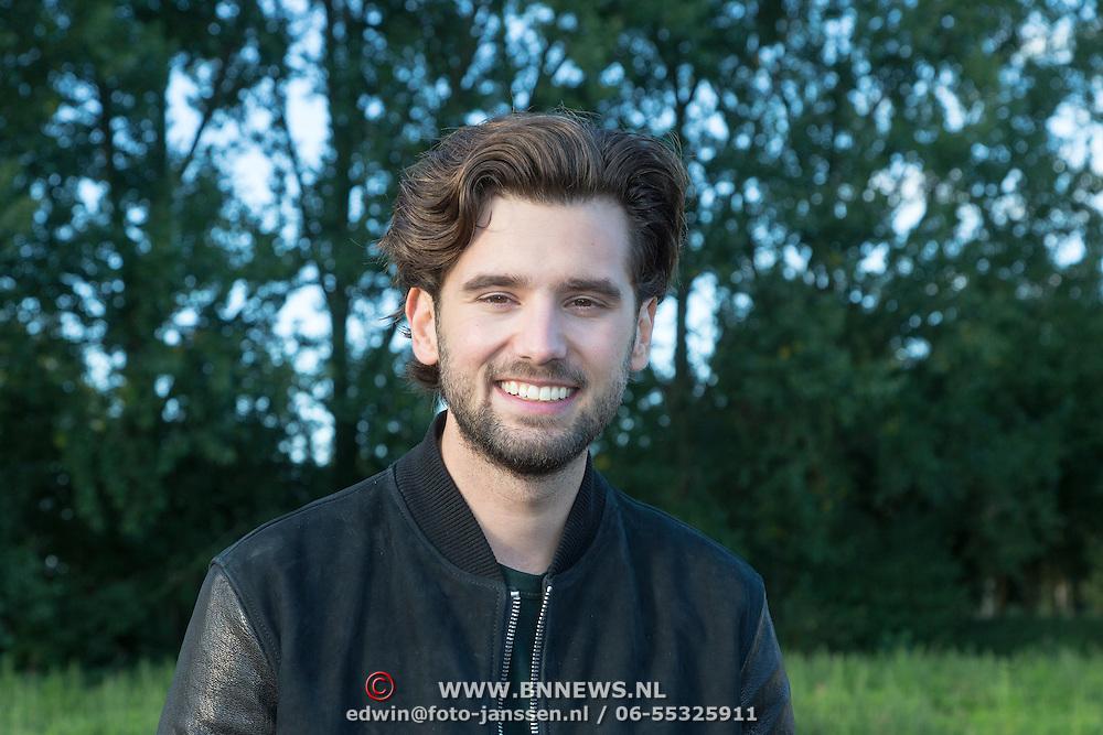 NLD/Haarzuilens/20150927 - Opname 'Open het Bos', Ruud Feltkamp