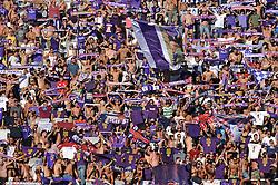 """11.09.2011, Stadio Artemio Franchi, Florenz, ITA, Serie A, Fiorentina Vs Bologna, im Bild TIFOSI FIORENTINA (Fiorentina).Firenze 11/9/2011 Stadio """"Artemio Franchi"""".Serie A 2011/2012.Football Calcio Fiorentina Vs Bologna. EXPA Pictures © 2011, PhotoCredit: EXPA/ InsideFoto/ Alessandro Sabattini +++++ ATTENTION - FOR AUSTRIA/(AUT), SLOVENIA/(SLO), SERBIA/(SRB), CROATIA/(CRO), SWISS/(SUI) and SWEDEN/(SWE) CLIENT ONLY +++++"""