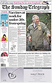 February 07, 2021 (UK): Front-page: Today's Newspapers In United Kingdom