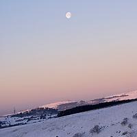 Peak District Winter, UK