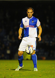Bristol Rovers' Mark McChrystal - Photo mandatory by-line: Seb Daly/JMP - Tel: Mobile: 07966 386802 27/09/2013 - SPORT - FOOTBALL - Roots Hall - Southend - Southend United V Bristol Rovers - Sky Bet League Two