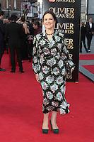 Arlene Phillips, The Laurence Olivier Awards, Royal Opera House, London UK, 13 April 2014, Photo by Richard Goldschmidt