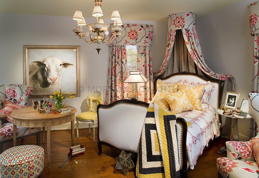 bedroom 3238 O Street NW Washington, DC Design House Master Bedroom