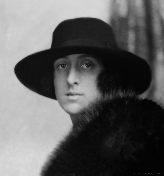 Vita Sackville-West, English Poet and Author, 1924