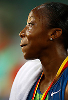 Friidrett<br /> IAAF Golden League 2006<br /> Roma 14.07.2006<br /> Foto: Graffiti/Digitalsport<br /> NORWAY ONLY<br /> <br /> 100m women winner Sherone Simpson of Jamaica