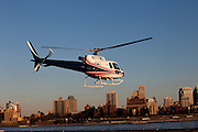 New York, New York. Etats Unis. 17 Decembre 2010.Downtown Heliport..New York, New York. United States. December 17th 2010.Downtown Heliport....