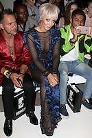 Hatty Keane, London Fashion Week SS17 - Rocky Star, Freemason's Hall, London UK, 16 September 2016, Photo by Brett D. Cove