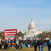 Signs related to Tea Party