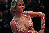 Petra Nemcova at the All Is Lost film gala screening at the Cannes Film Festival Wednesday 22nd May 2013
