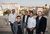 High Tech businessmen in Pasadena