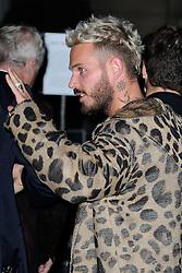 Matt Pokora (M. Pokora) arriving at the Rihanna Puma show as a part of Paris Fashion Week Ready to Wear Spring/Summer 2017 in Paris, France on September 28, 2016. Photo by Aurore Marechal/ABACAPRESS.COM