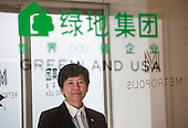 I Fei Chang, CEO of Greenland USA.