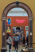 Henna Bikers by Hassan Hajjaj POA and And I Said I Love You! by Tracey Emin £84,000 - The Royal Academy's 249th Summer Exhibition - co-ordinated by Eileen Cooper RA. The hanging committee will consist of Royal Academicians Ann Christopher, Gus Cummins, Bill Jacklin, Fiona Rae, Rebecca Salter and Yinka Shonibare. This year, the Architecture Gallery will be curated by Farshid Moussavi RA. The exhibition, sponsored by Insight Investment is open to the public 13 June – 20 August 2017. London 07 June 2017.